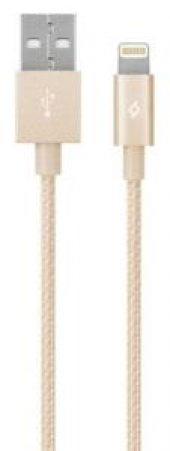 Ttec Alumicable Mfi Apple İphone Şarj Kablosu Altın 2dkm02