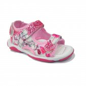 Small Foot Ortopedik Çocuk Sandalet Hakiki Deri Çocuk Ayakkabı