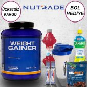Nutrade Weight Gainer Karbonhidrat 4500 Gr