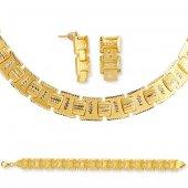 Düğün Set Kalemli Model 74,00 Gram 22 Ayar Altın