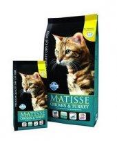 Matisse Tavuklu Hindili Yetişkin Kedi Maması 10 Kg