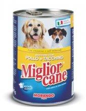 Miglior Yetişkin Köpek Konservesi Tavuklu&hindili 405 Gr