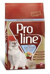 Prolıne Adult Cat Food Fısh Balıklı Yetişkin Kedi Maması 1,5 Kg