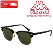 Ray Ban Rb3016 W0365 51 Clubmaster + Kappa Güneş Gözlüğü