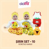 şirin Set 10