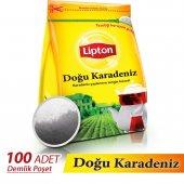 Lipton Doğu Karadeniz Demlik Çay 100 Adet 320 Gr