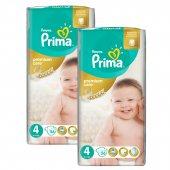 Prima Premium Care No 4 Bebek Bezi 2 Li Jumbo Paket 112 Adet