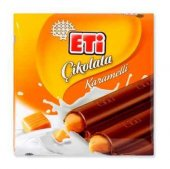 Eti Karamelli Çikolata Tablet 70 Gr