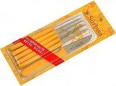 Sürbısa Meyve Bıçağı Sarı 61007