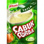 Knorr Çabuk Çorba Yayla 18 Gr