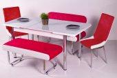 Bank Takımı Mutfak Masası Açılır Masa Sandalye