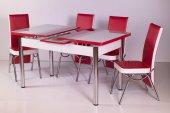 Mutfak Takımları Yemek Masası Sandalyeli Mutfak Masası