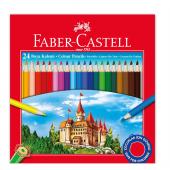 Faber Castell 24lü Kuru Boya