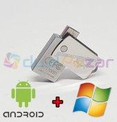 32 Gb Usb 3.0 Otg Usb Bellek Micro Usb Hem Telefon Hem Bilgisay