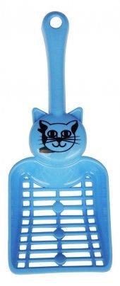 Percell Kedi Tuvaleti Küreği Kedi Figürlü