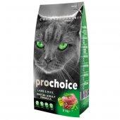 Pro Choice Pro 36 Lamb Rice Kuzu Etli Yetişkin Kedi Maması 15 Kg