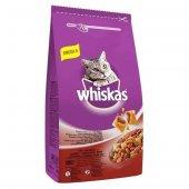 Whiskas Biftekli Havuçlu Yetişkin Kedi Mamasi 3.8 Kg