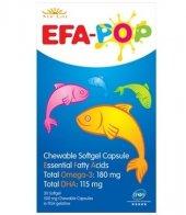 Newlife Efa Pop Omega 3 Balık Yağı