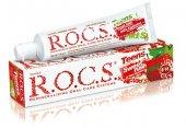 Rocs Teens 8 18 Yaş Diş Macunu Yaban Çileği