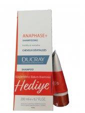 Ducray Anaphase Şampuan 200 Ml + Güçlendirici Bakım Kremi 50 Ml H
