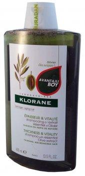 Klorane Zeytinli Yaşlanma Karşıtı Bakım Şampuanı 400ml