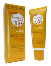 Bioderma Photoderm Max Ultra Fluid Golden Spf 50+ 40 Ml Güneş Kre