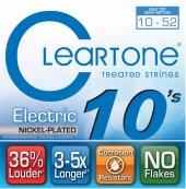 Cleartone Elektro Gıtar Telı (10 52)
