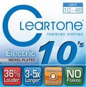 Cleartone Elektro Gıtar Telı (10 46)