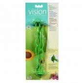 Hagen Vision Kuş Kafes Tüneği Yeşil 2 Li Tünek
