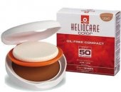 Heliocare Color Oil Free Compact Spf 50 10 Gr (Light Buğday Ten