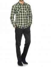 Levis Erkek Kareli Gömlek 66986 0061 Yeşil Lacivert