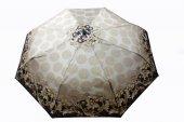 Zeus Umbrella Altın Çiçek Rüzgara Dayanıklı Otomatik Şemsiye