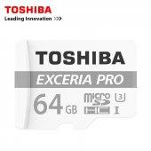 Toshiba Exceria Pro 64gb Micro Sd Hafıza Kartı U3 4k 95 80mb S
