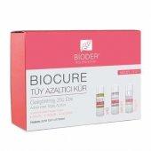 Bioder Biocure Tüy Azaltıcı 3x10 Ml Vücut Kürü (Sürpriz Hediyeli)