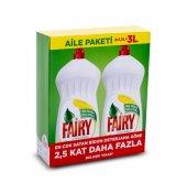 Fairy Sıvı Bulaşık Deterjanı Limon 3 Litre