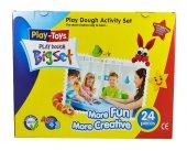 Play Toys 24 Parça Big Set Oyun Hamuru