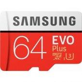 Samsung 64gb Microsd Evo Plus Hafıza Kartı Mb Mc64ga Tr