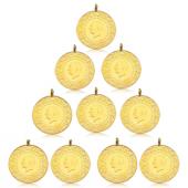 Yarım Altın Darphane 10 Adet Paket (2019)