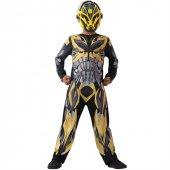 Transformers 4 Bumblebee Çocuk Kostümü 3 4 Yaş