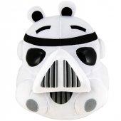 Angry Birds Star Wars Peluş Oyuncak Beyaz 12 Cm