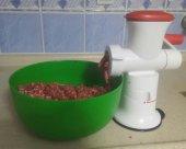 Tupperware Kıyma Makinesi (Kurabiye Aparatları İle) Hasgül