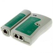 Tt Technic Hm217 Cat5 Network Kablo Test Cihazı