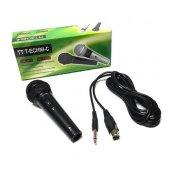 Tt Technıc Sn 2002 Mikrofon El Tipi Kablolu