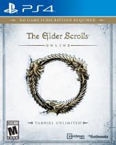 Ps4 Elder Scrolls Onlıne Tamrıel Unlımıted