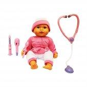 Vardem Ateşlenen İğne Olan Bebek 16 İnch