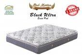 Bed Marine Black Ultra Europed Yaylı Yatak 160x200