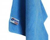 Intermop Mikrofiber Kalın Dokulu Genel Temizlik Bezi Mavi 40x40cm