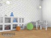 Uçaklı Çocuk Odası Duvar Kağıdı 34,90 Tl