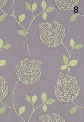 Yeşil Dallı Çiçek Duvar Kağıdı 16,90 Tl