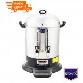 Remta Dr 14 Dijital Ekranlı 160 Bardak Çay Makinası Elektrikli